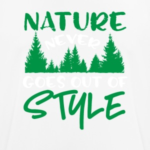 Nature Never Goes Out Of Style - Men's Breathable T-Shirt