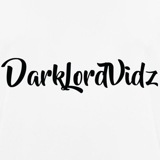 DarklordVidz Black Logo