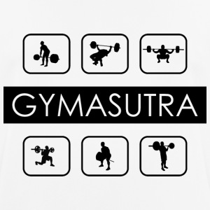 Gymasutra - Men's Breathable T-Shirt