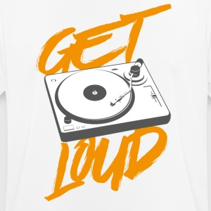 Get Loud - Camiseta hombre transpirable