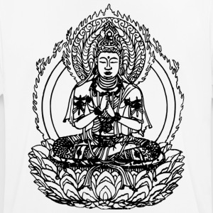 BUDDHA - INDIA T-SHIRT - Men's Breathable T-Shirt