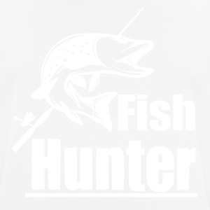 Fish Hunter - Fiske - Andningsaktiv T-shirt herr