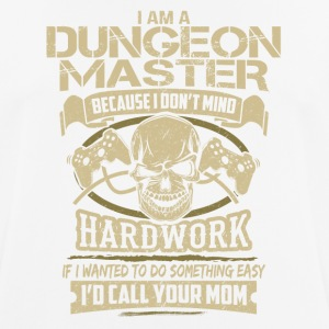 Game master cool sayings - Men's Breathable T-Shirt