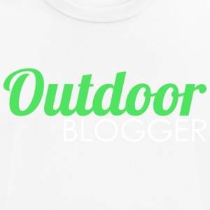 Outdoor blogger - Men's Breathable T-Shirt