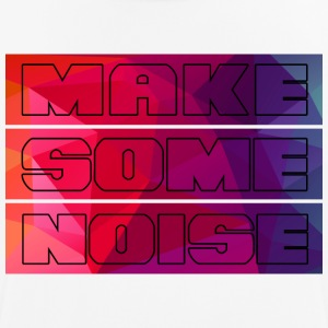 Make some noise - Männer T-Shirt atmungsaktiv