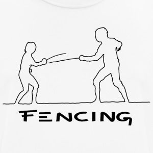 FENCING - Men's Breathable T-Shirt