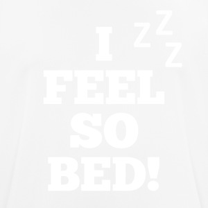 I Feel So Bed - Sofa Design - Herre T-shirt svedtransporterende