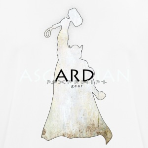 Asgardiana Thor (blanco) - Camiseta hombre transpirable
