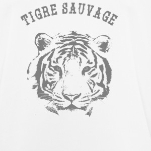 Tigre Sauvage - Men's Breathable T-Shirt