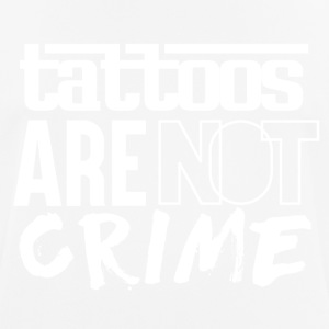 Tattoos are Not a Crime - Men's Breathable T-Shirt