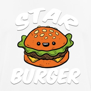 Star Burger Brand - Men's Breathable T-Shirt