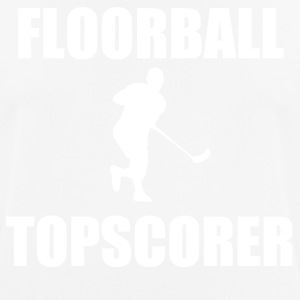 Floorball - mannen T-shirt ademend