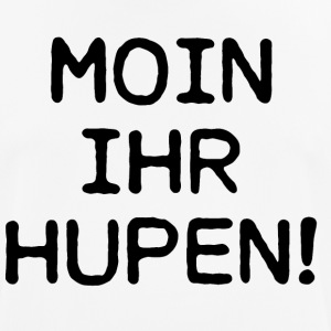++ Moin her horns ++ - Men's Breathable T-Shirt