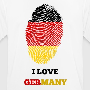 J'AIME ALLEMAGNE - T-shirt respirant Homme