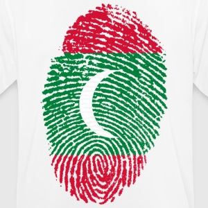 MALDIVES FINGERPRINT T-SHIRT - Men's Breathable T-Shirt