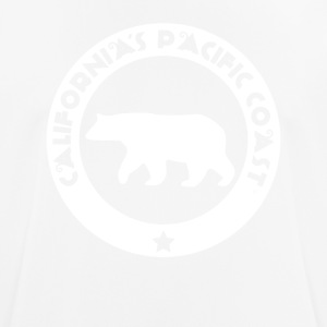 Californië Pacific Coast - mannen T-shirt ademend