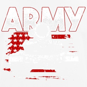 Soldaat! Army! Military! Patriot! - mannen T-shirt ademend