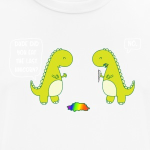 Dude did you eat the last unicorn? No. - Männer T-Shirt atmungsaktiv