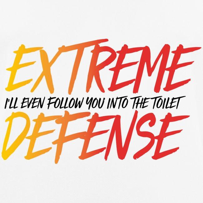 EXTREME DEFENSE
