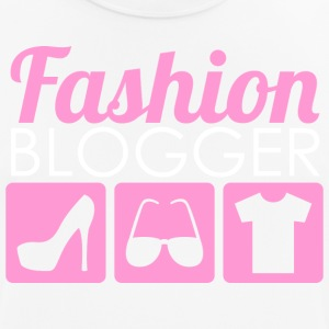 Fashion Blogger - mannen T-shirt ademend