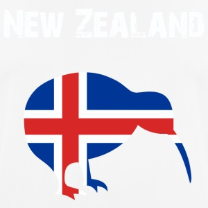 Nation-design New Zealand - Herre T-shirt svedtransporterende