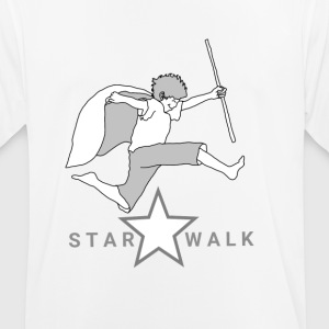 Star Walk - Pustende T-skjorte for menn