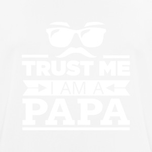 Trust me - I am a daddy! - Men's Breathable T-Shirt