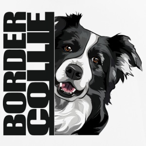 BORDER COLLIE DA - Männer T-Shirt atmungsaktiv