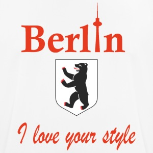 Berlin I love you - Men's Breathable T-Shirt
