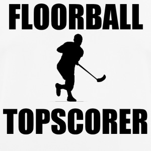 Floorball - Herre T-shirt svedtransporterende