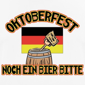 Oktoberfest Noch Ein Bier Bitte Another Beer - Men's Breathable T-Shirt