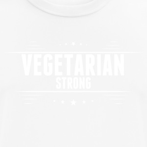 VEGETARIAN STRONG - Camiseta hombre transpirable