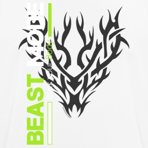 Modo Bestia tribal - Camiseta hombre transpirable