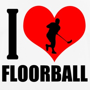 floorball - Camiseta hombre transpirable