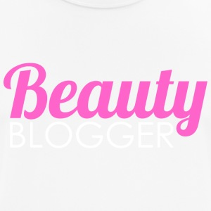 Beauty Blogger - Pustende T-skjorte for menn