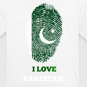 I LOVE PAKISTAN - Men's Breathable T-Shirt