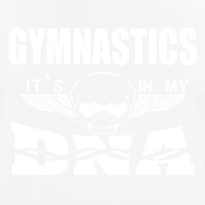GYMNASTICS - It's in my DNA - Men's Breathable T-Shirt