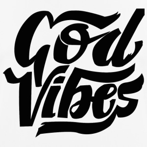 GOD N VIBES - Pustende T-skjorte for menn