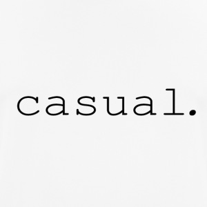 casual. - Camiseta hombre transpirable