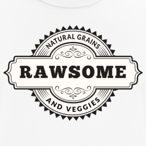 Rawsome Natural Grains Veggies - Camiseta hombre transpirable