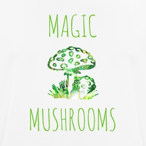 Magic mushrooms Magic mushrooms Fly mushrooms - Men's Breathable T-Shirt