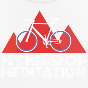 Road Mountain Meditation - Herre T-shirt svedtransporterende