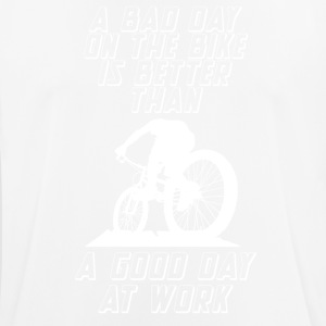 I love biking - Men's Breathable T-Shirt