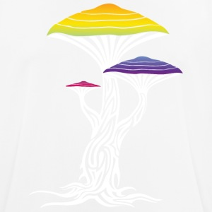 Magic mushrooms - Men's Breathable T-Shirt