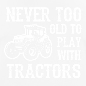 Man's toy tractor - Men's Breathable T-Shirt