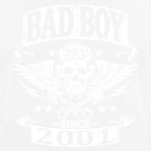 Bad boy since 2001 - T-shirt respirant Homme