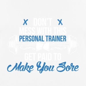 Personal Trainer Gym - Camiseta hombre transpirable