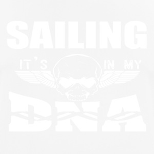 SAILING - It's in my DNA - Men's Breathable T-Shirt