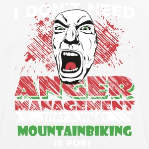 Anger Management - Mountainbike - Andningsaktiv T-shirt herr