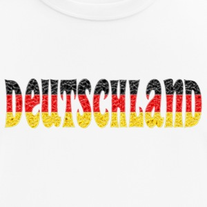 Deutschland flag crystal - Men's Breathable T-Shirt